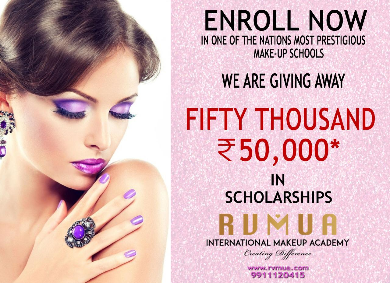 Rvmua Makeup Artist Course In Delhi